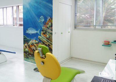 Salle clinique